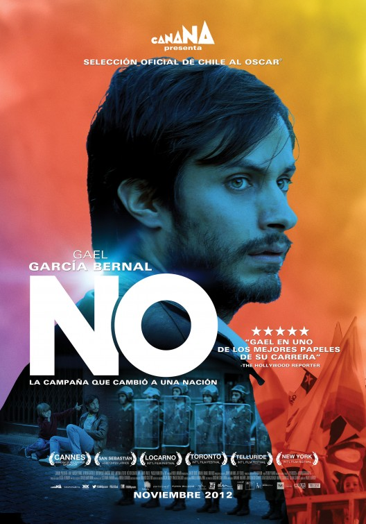 CineCulture, together with Filmworks presents: NO, May 10: TOWER THEATER