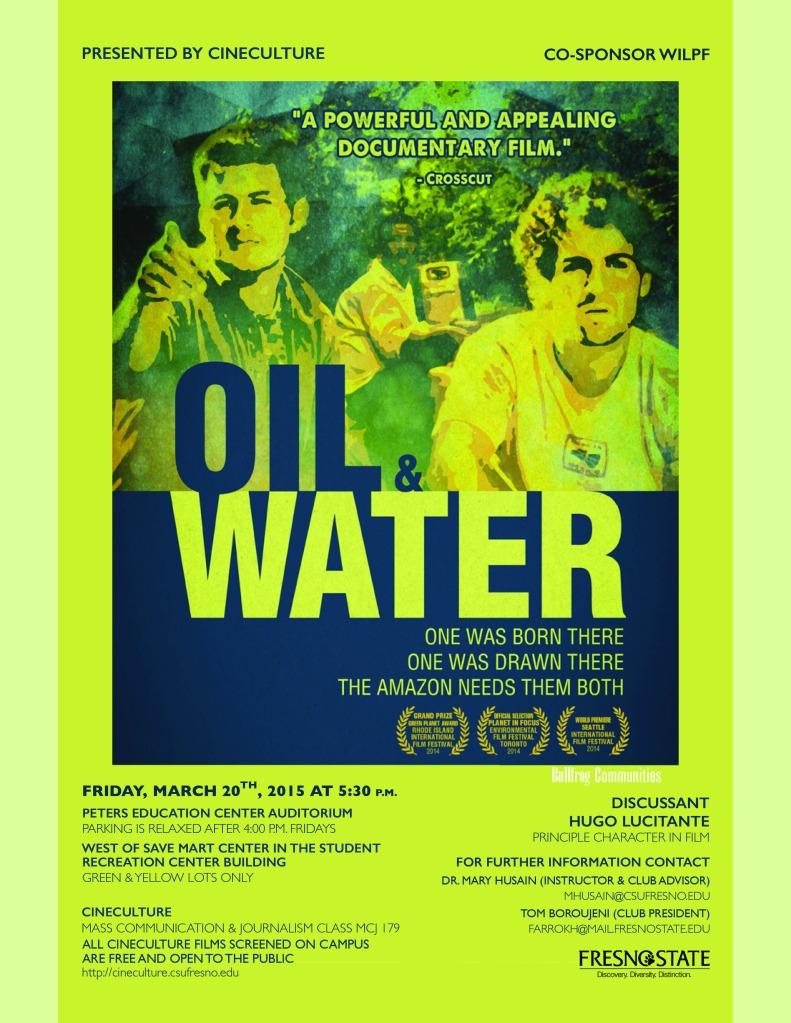 Oil&Water
