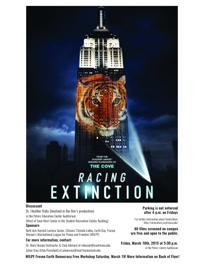Racing Extinction -02