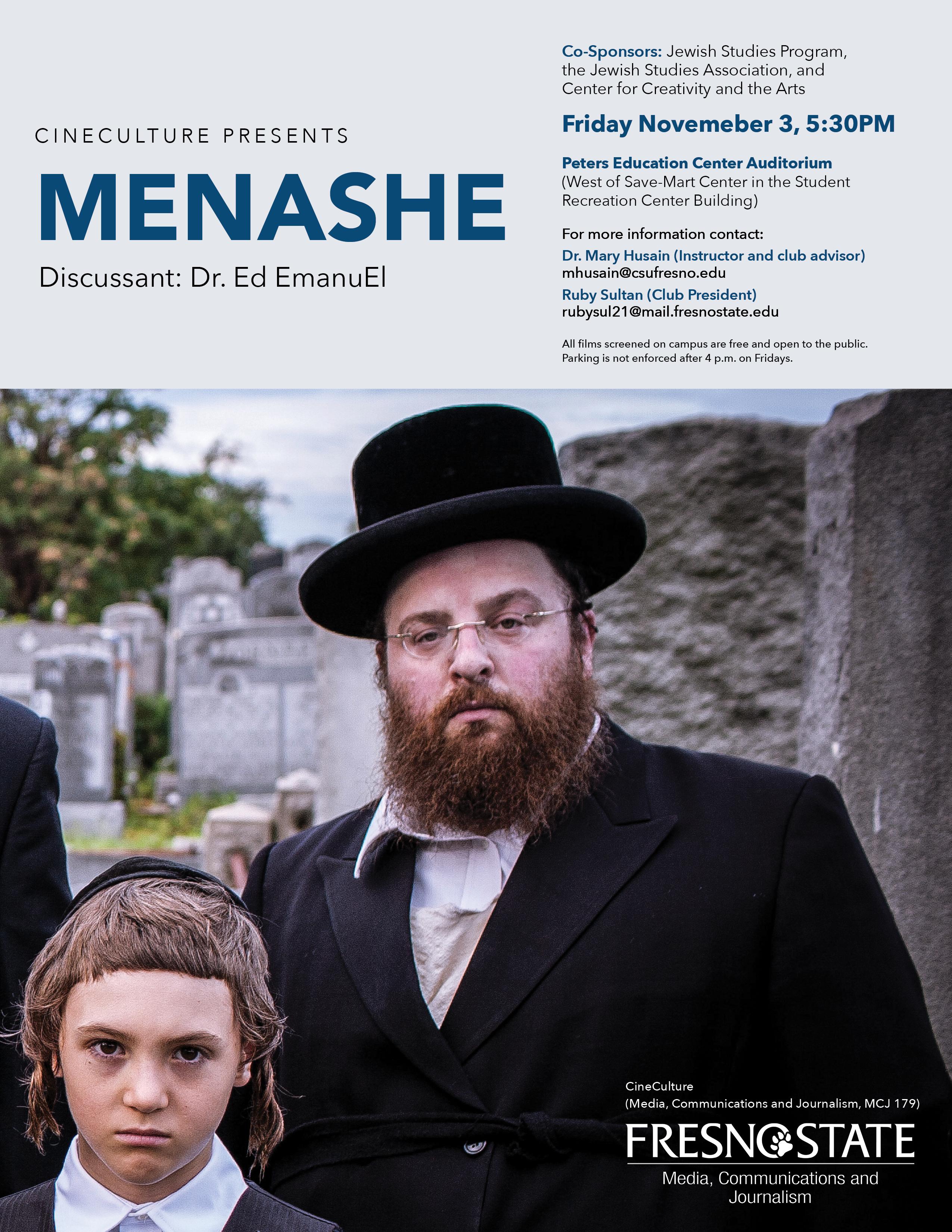 menashe Oct. 24